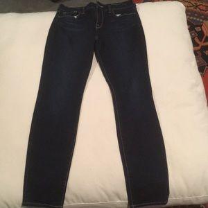 NWOT Dark Wash Lucky Brand Jeans
